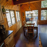 Wildhorn Tahoe Donner Vacation Rental Dining Room