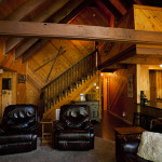 Wildhorn Tahoe Donner Vacation Rental Family Room