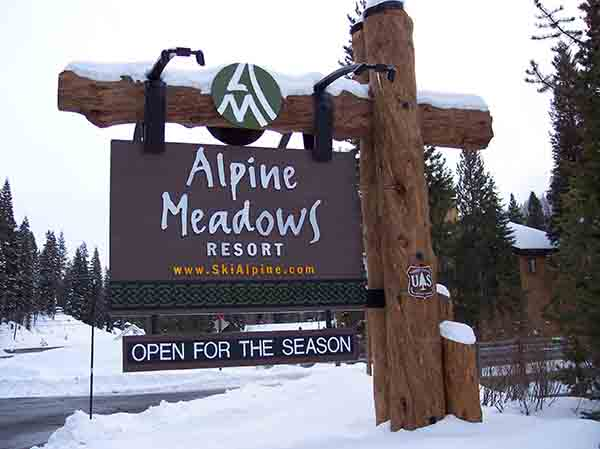 Wild Winter Wednesdays at Alpine Meadows